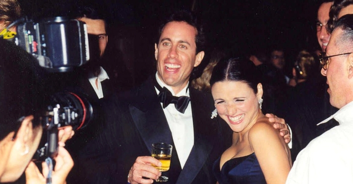 Jerry Seinfeld's Idilic 20 Year Marriage Began Incredibly Awkwardly