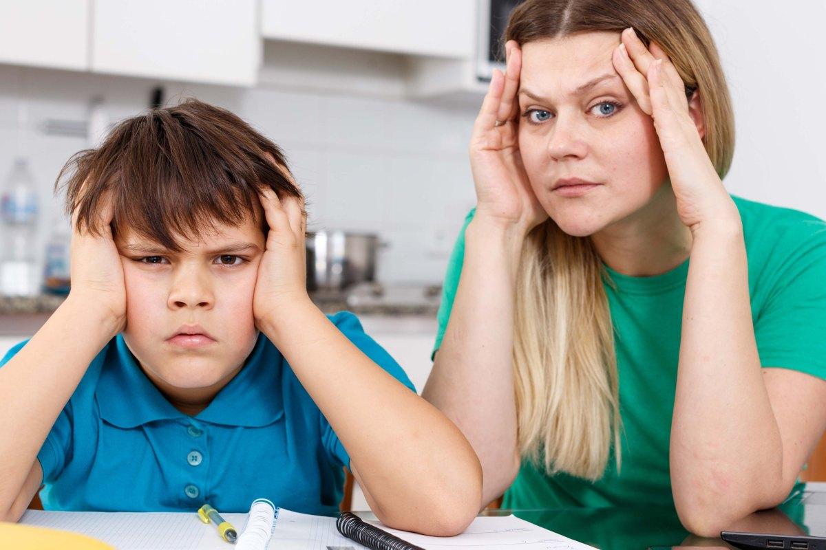 Kentucky Mom Homeschool Fail