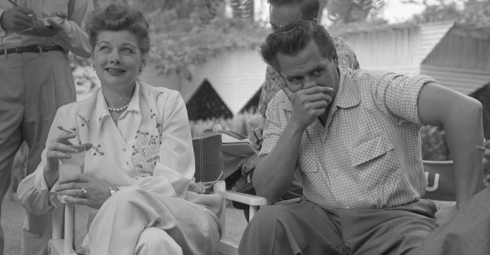The True Stories Behind the Scenes of Lucille Ball's Love Life
