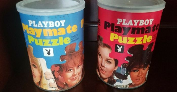 Playboy Puzzles: 2 Favorite Quarantine Activities Combined