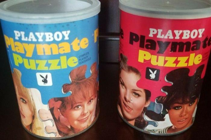 Playboy Puzzles: 2 Favorite Quarantine Activities Combined