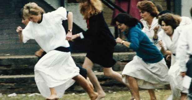 Remember When Princess Diana Broke Royal Protocol to Run in a Mother's Day School Race?