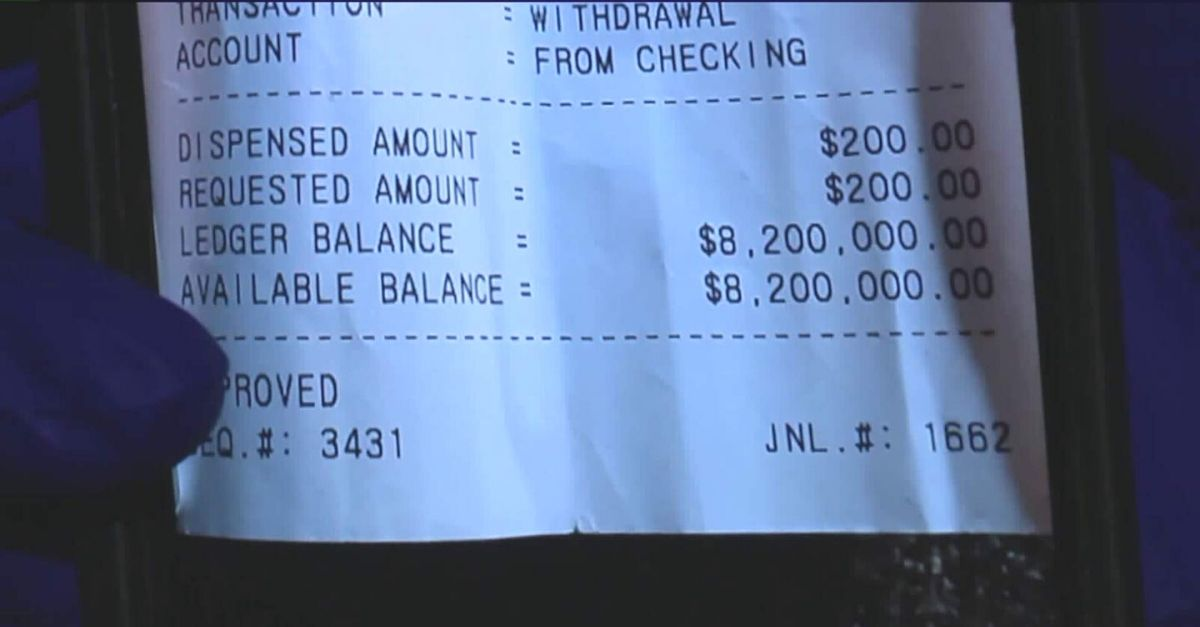 Man Waiting for $1,700 Stimulus Check Gets $8.2M Deposited in Bank Account