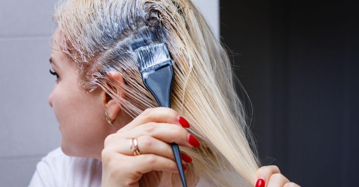 Walmart Enters 'Hair Dye' Phase of Coronavirus Panic Buying
