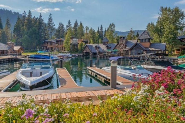 Lake Tahoe Luxury Estate From 'Godfather II' Lists for $5.5M!