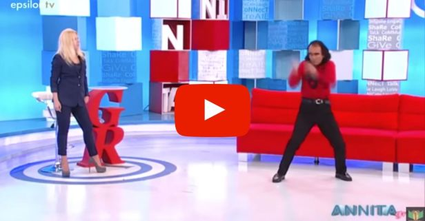 "Greek Martial Artist ""Stuns"" Audience with Hilarious Bruce Lee Impression"