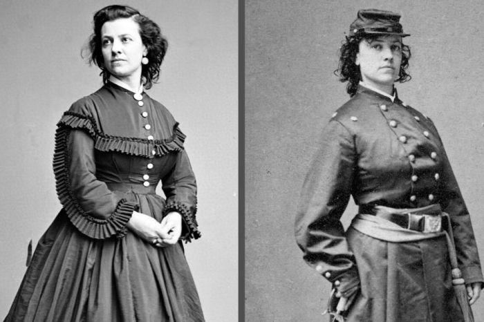 Pauline Cushman Quit Acting to Become a Civil War Spy