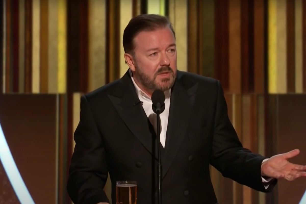 Ricky Gervais Coronavirus