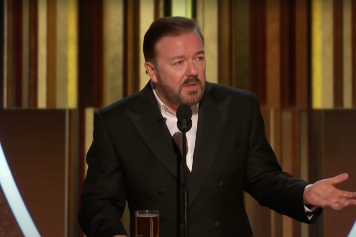 Ricky Gervais Mocks Self-Important Celebs For Tone Deaf Coronavirus Messages