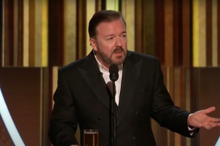 Ricky Gervais Mocks Self-Important Celebs For Tone Deaf Coronavirus Messages