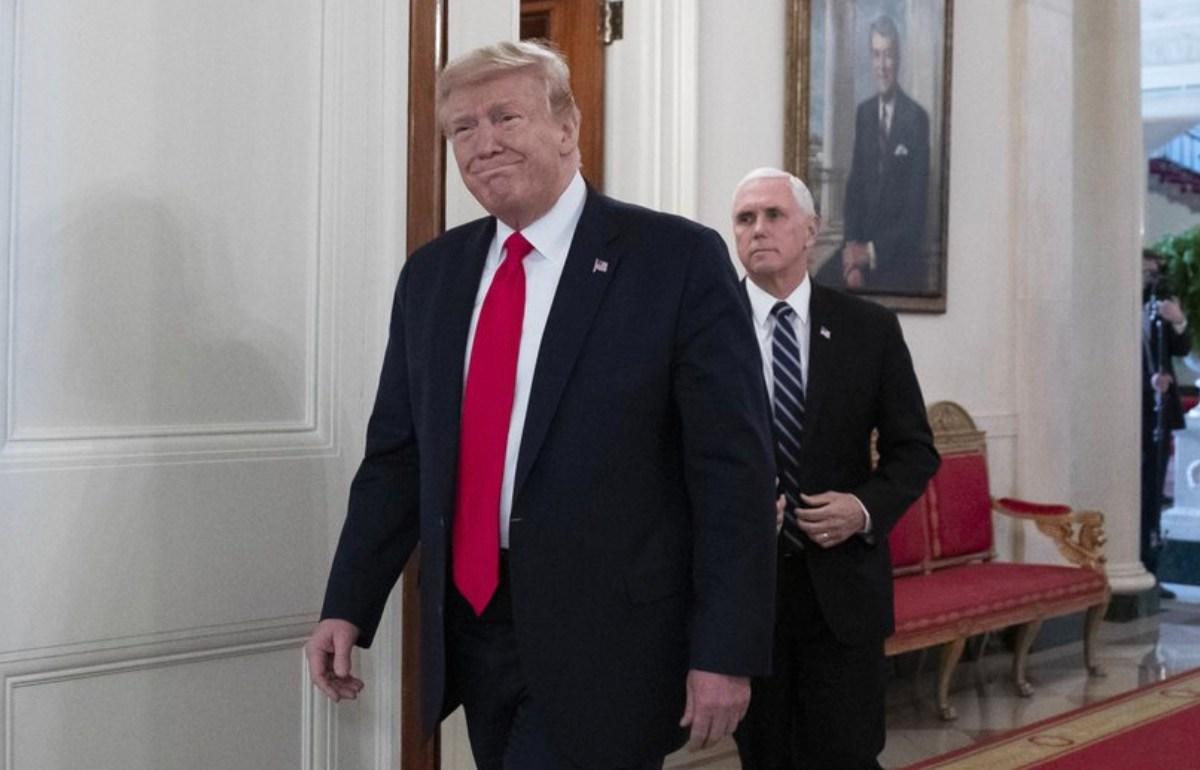 Trump Coronavirus Death Toll