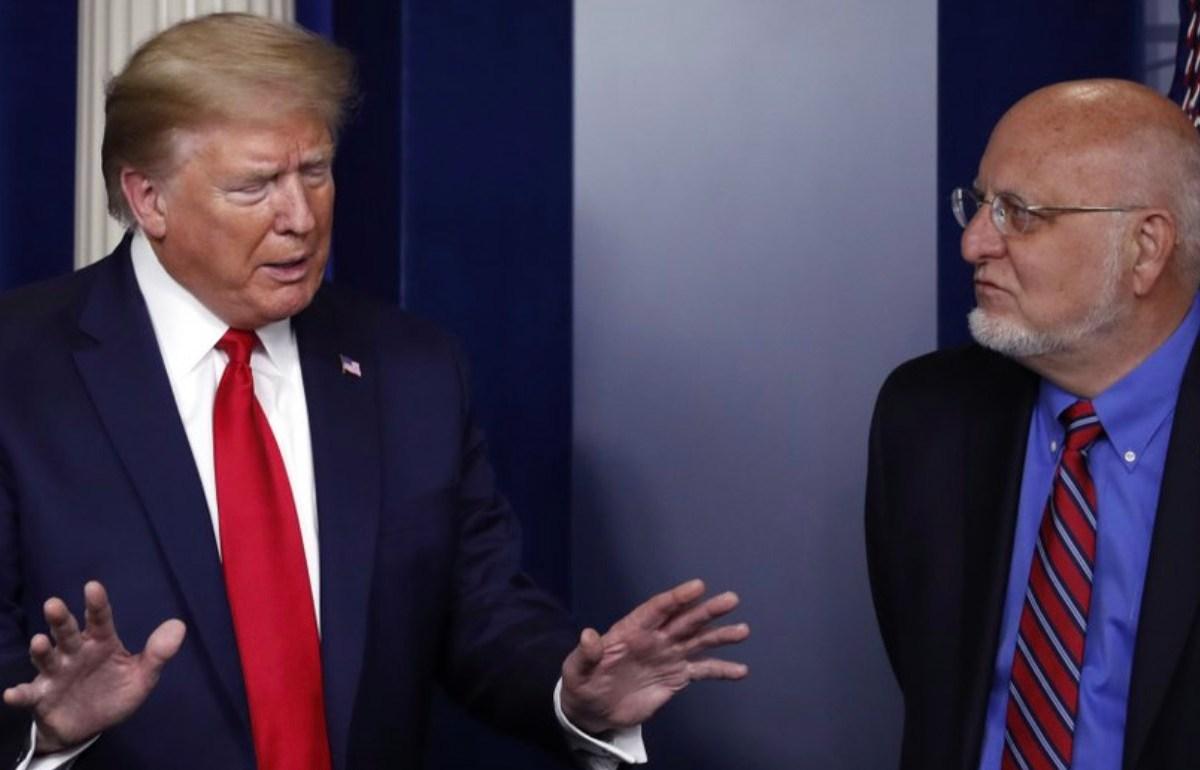 Trump Downplays Virus