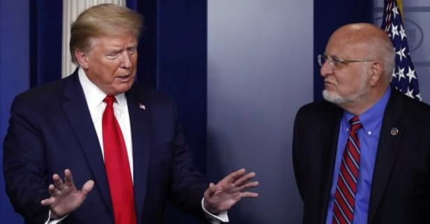 Despite What Doctors Say, Trump Downplays Threat of Coronavirus Returning