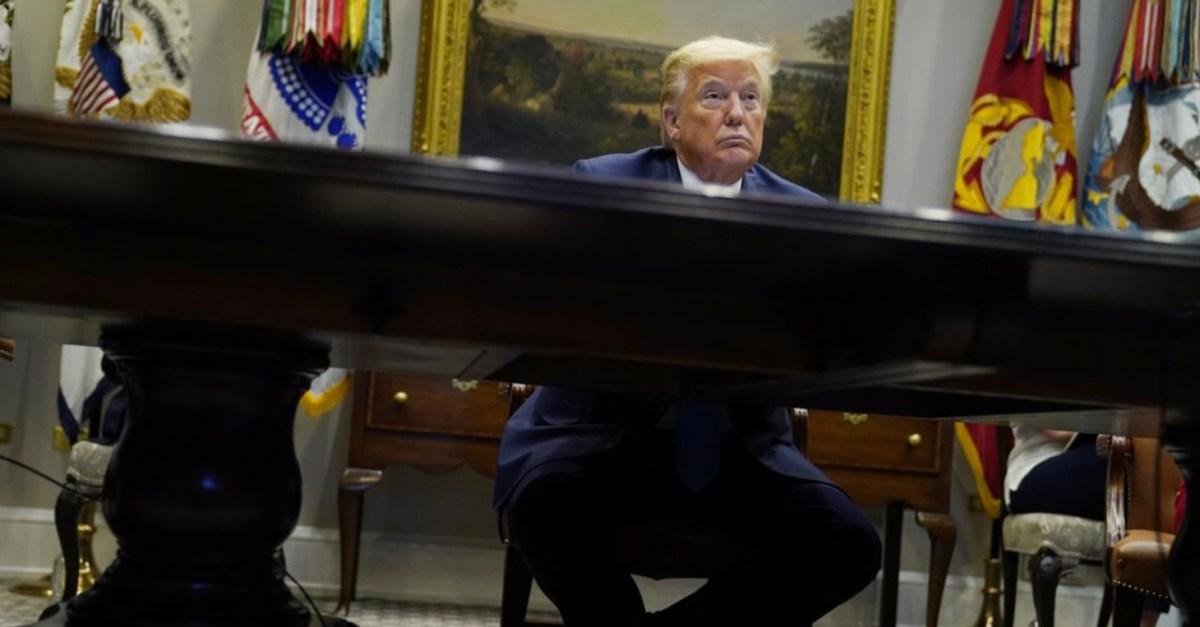 Trump WHO China