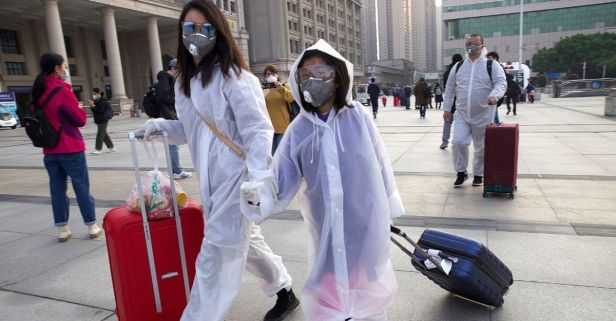 Wuhan's Coronavirus Lockdown Is Finally Over and People are Leaving