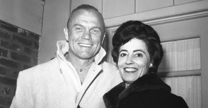 Annie Glenn, Wife of Late Astronaut and Senator John Glenn, Dead from Coronavirus at 100