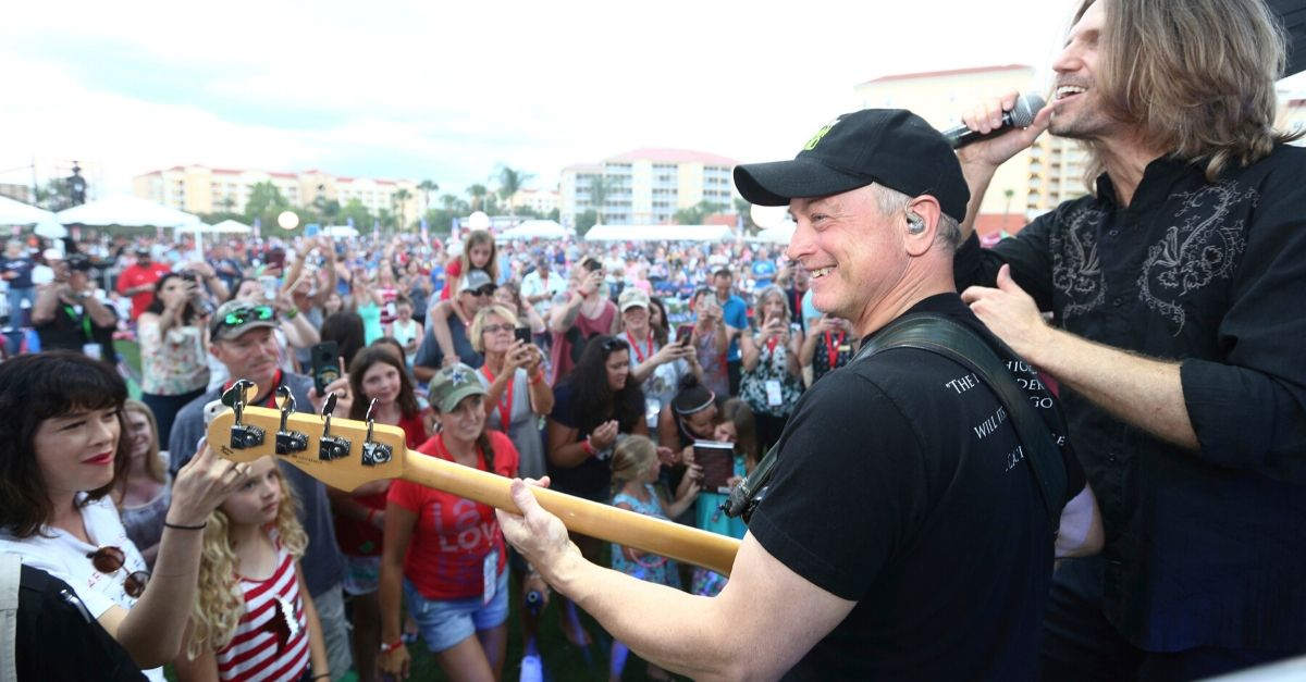How 'Forrest Gump' Inspired Gary Sinise To Get Involved With Veterans