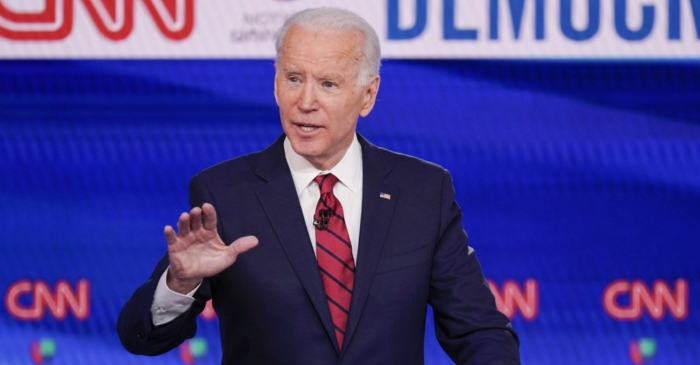 Biden Makes Crack About Black Voters, 'You Ain't Black' if You Can't Decide Between Him or Trump