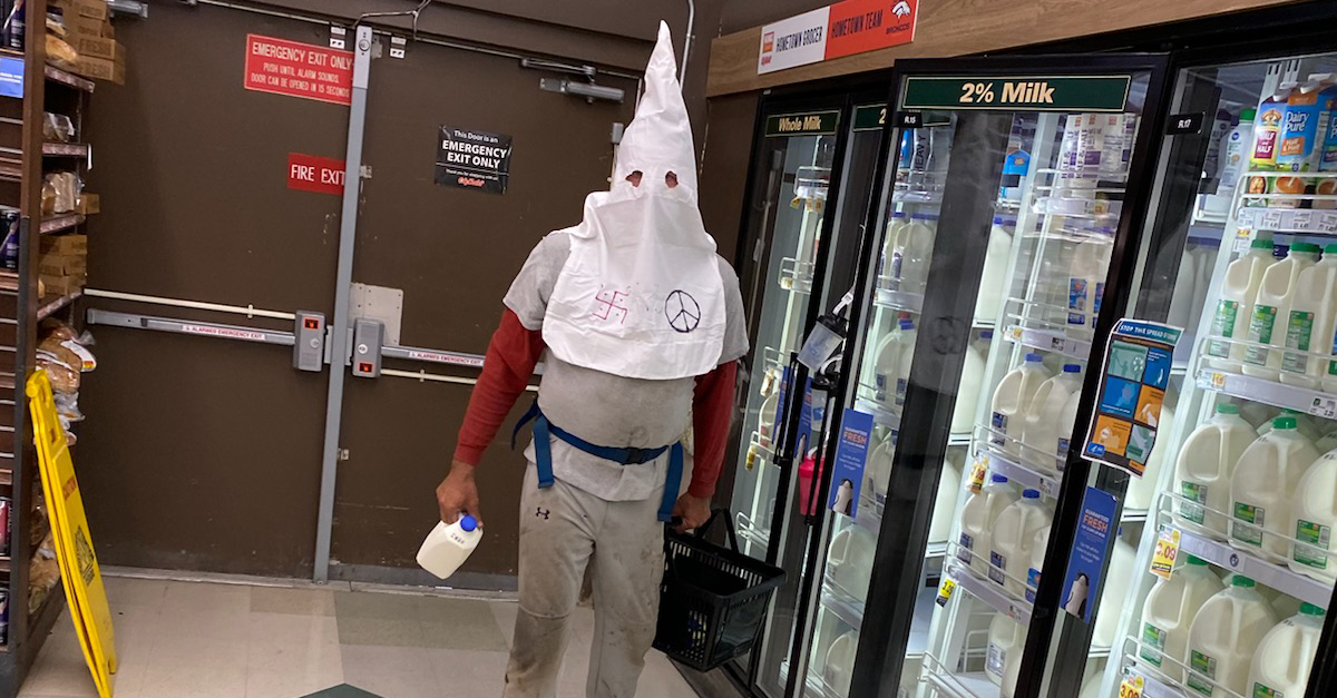KKK Hood Colorado
