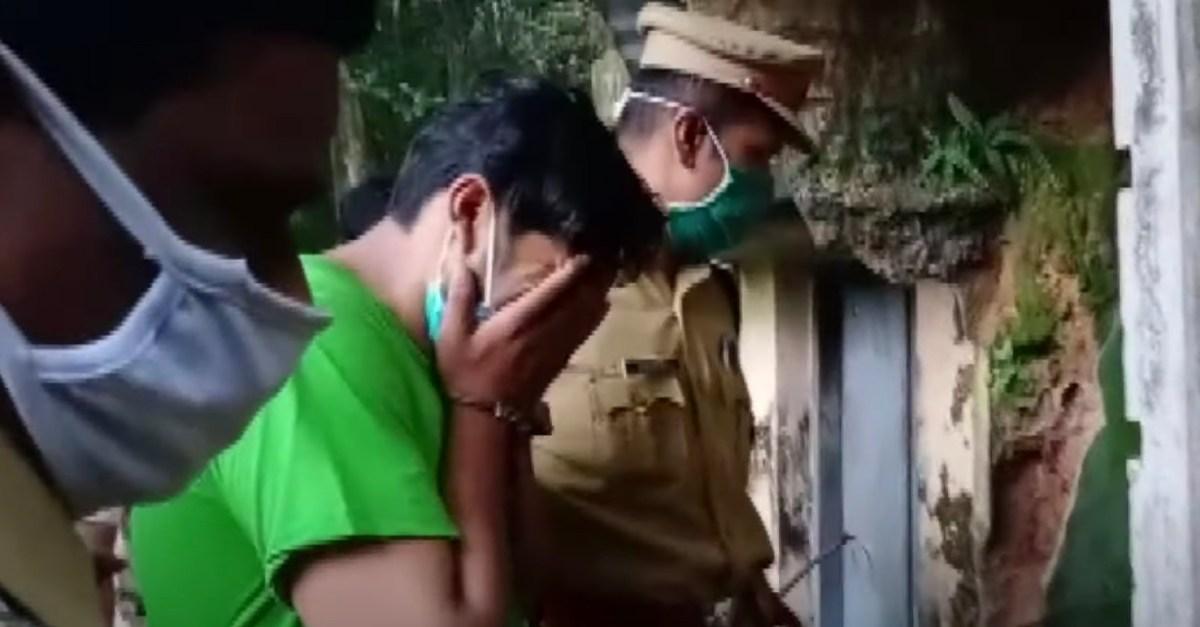 Man Kills Wife with Cobra