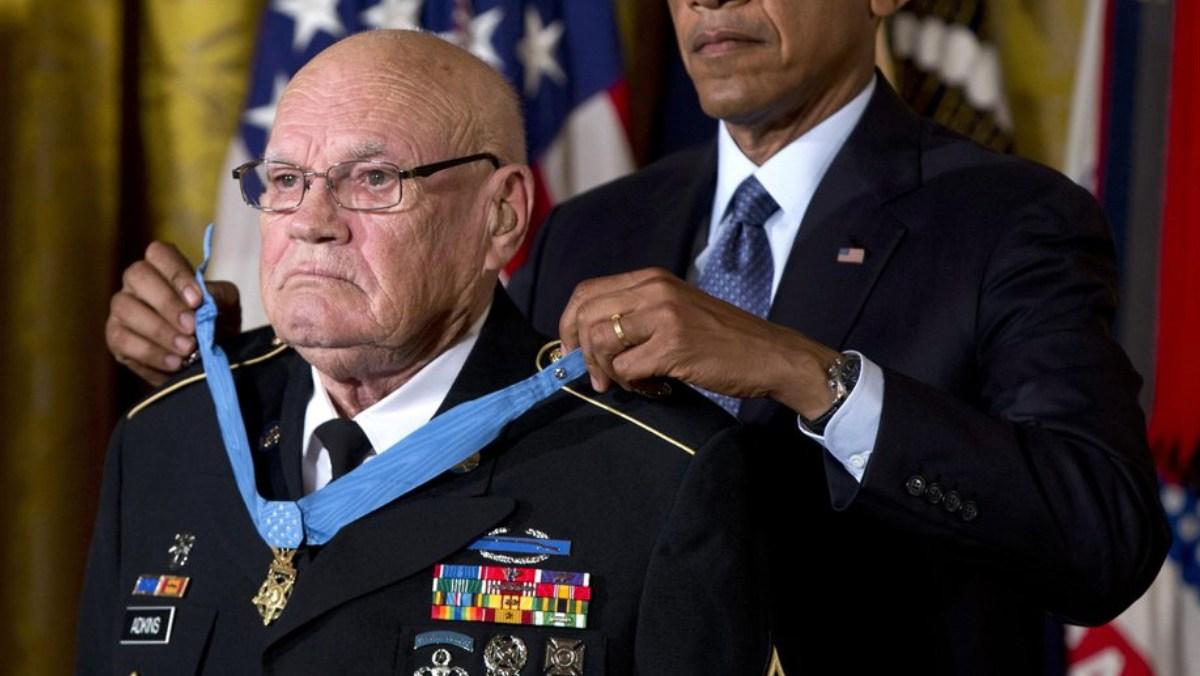 Medal of Honor Dead Coronavirus