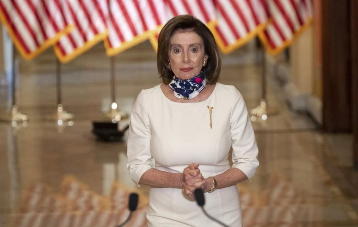 Nancy Pelosi Coronavirus Aid