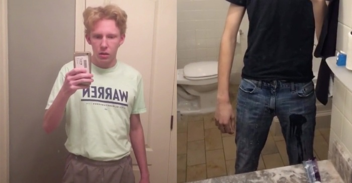 The 'Pee Your Pants Challenge' is What Teenagers Are Now Doing For Entertainment During Quarantine