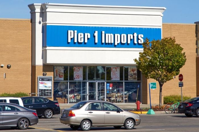 Pier 1 Imports Seeks to Close All Stores for Good