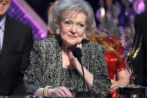 Betty White to Star in Lifetime Christmas Movie at 98-Years-Old!