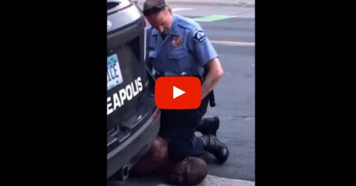 Minneapolis Police Officer Who Knelt on George Floyd's Neck Arrested