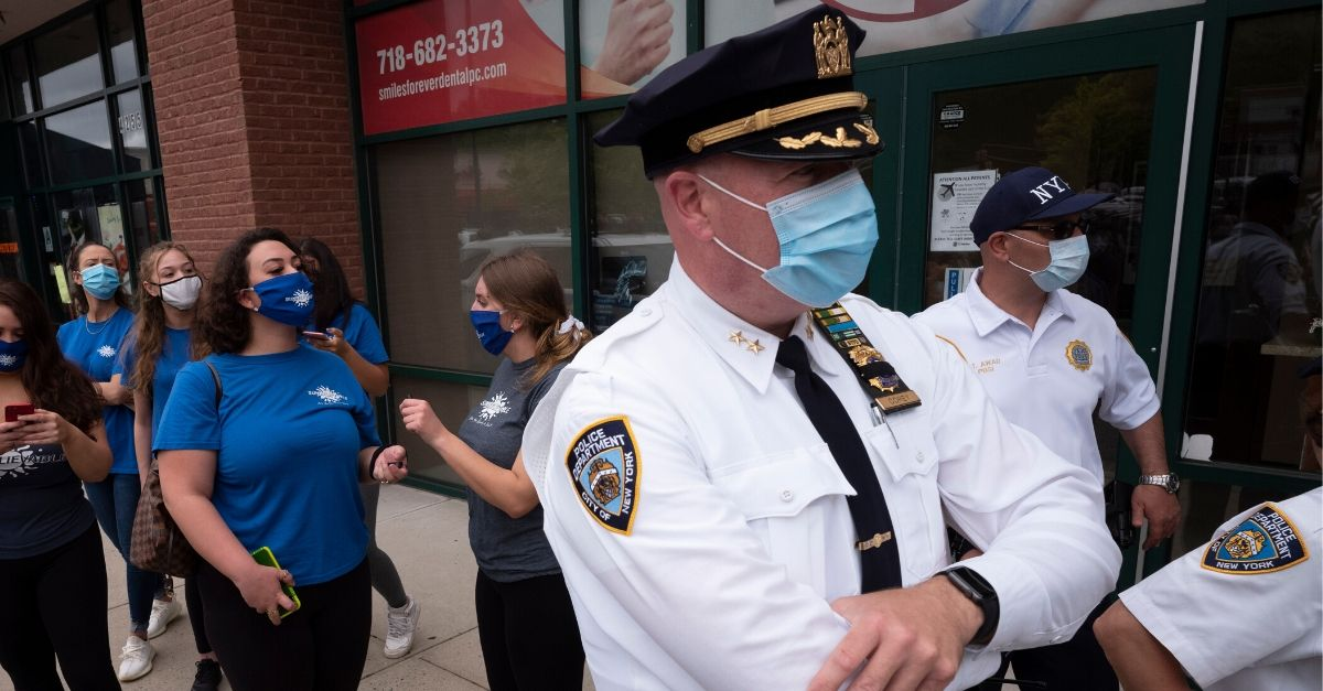 New York Executive Order Allows Businesses to Deny Entry to People Without Masks