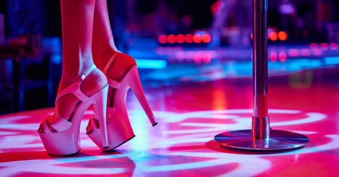 Strip Club Celebrates Reopening With 'Masks On, Clothes Off' Party