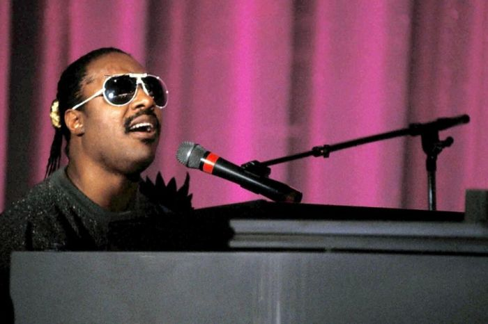 Remembering Stevie Wonder's Legacy on His 70th Birthday