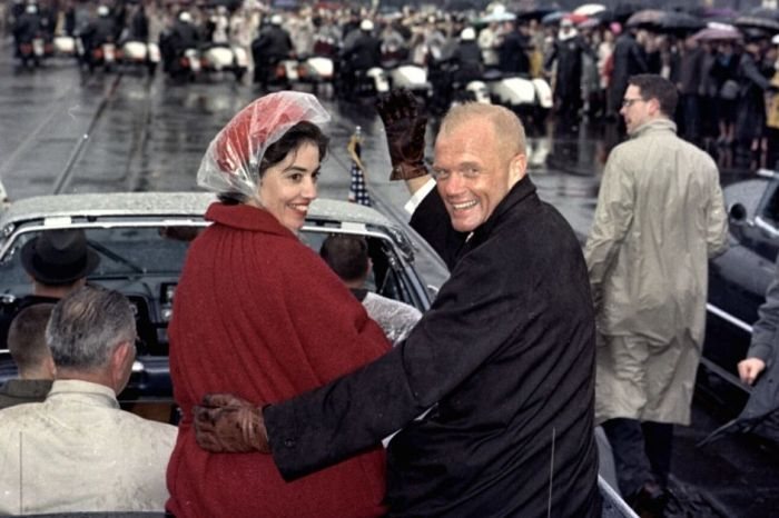 John and Annie Glenn Had an Out of This World Love Story