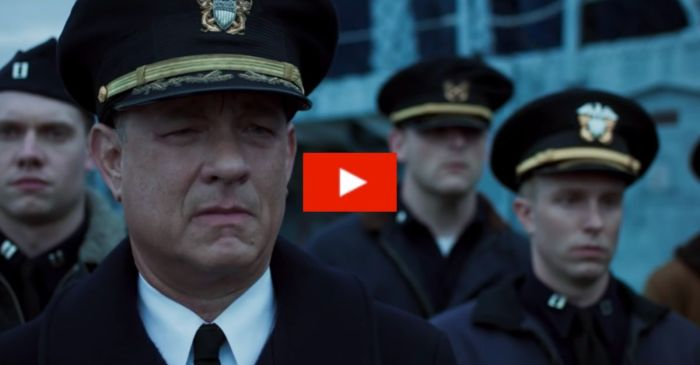 "Tom Hanks Stars in Upcoming World War II Film ""Greyhound"""