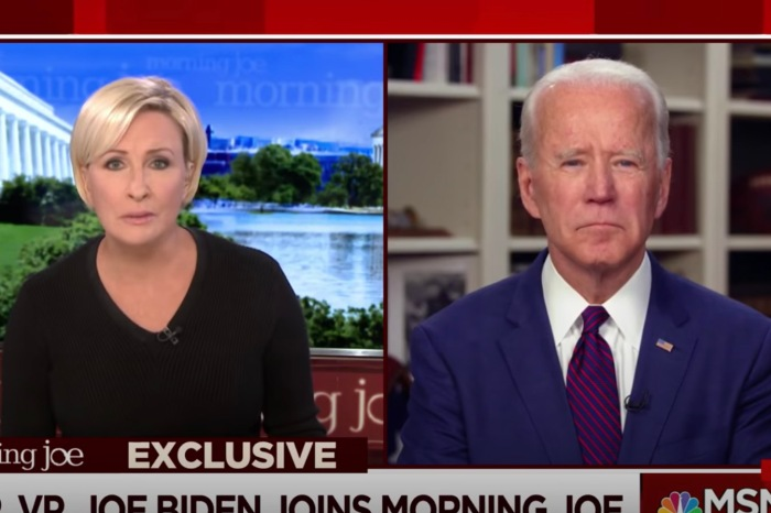 Biden Responds to Sexual Assault Allegation, Says it 'Never happened'