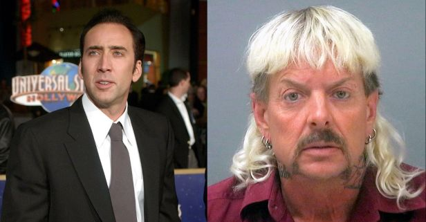 Nicolas Cage Set to Play Joe Exotic in New 'Tiger King' Series