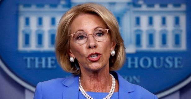 Secretary of Education Sued Over Illegal Student Loan Wage Garnishment