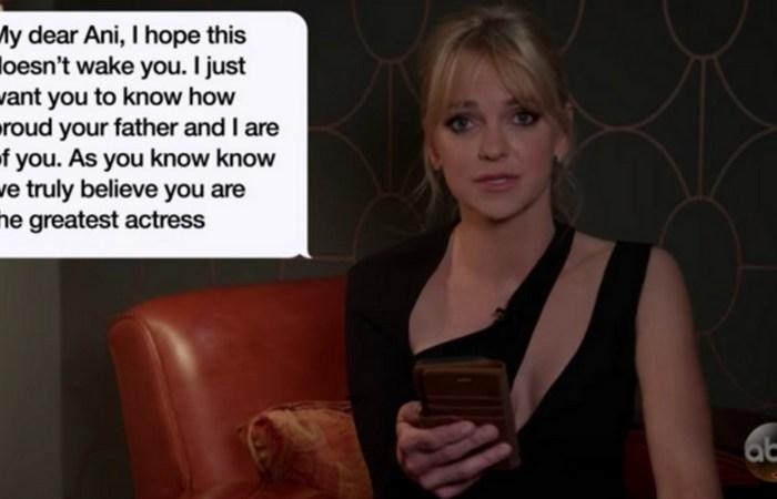 Jimmy Kimmel Makes Celebrities Read Hilarious Mom Texts