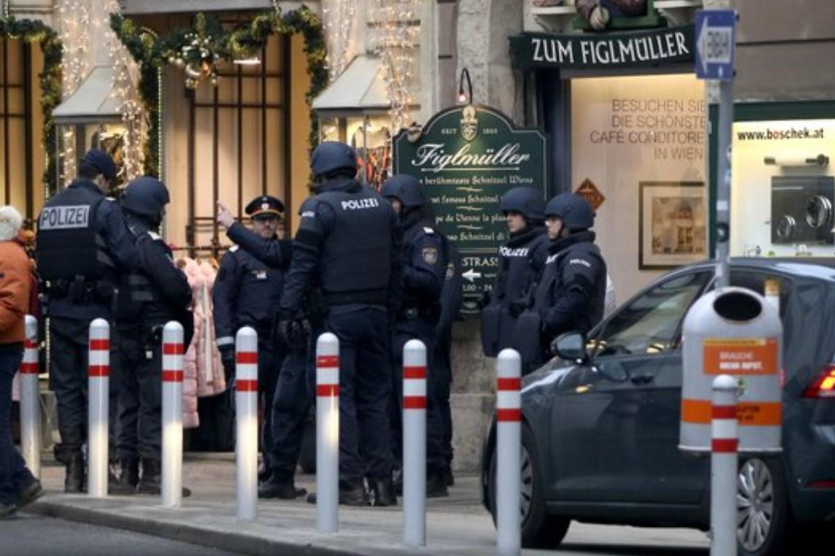 Austria Police Fart