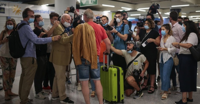 Europe Likely to Ban Americans from Traveling to Continent Due to Coronavirus Mishandling