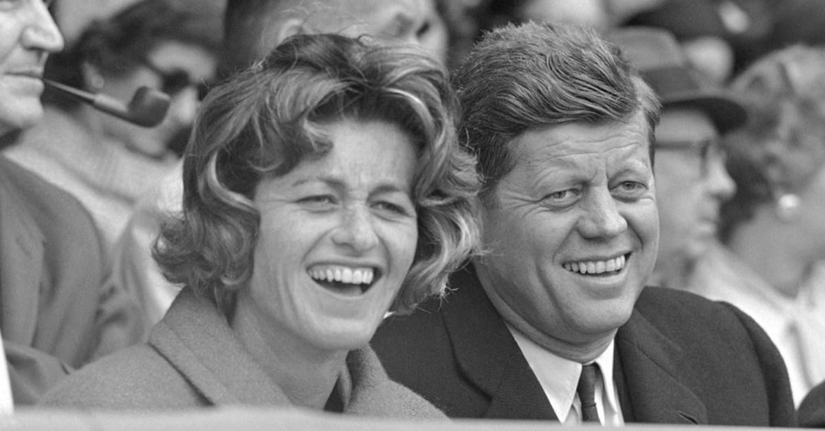 JFK Sister Jean Kennedy Obit