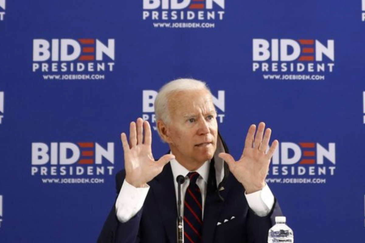 Joe Biden Police Reform