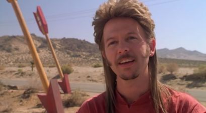 Joe Dirt fireworks