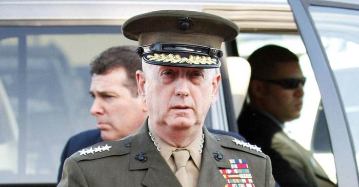 Former Marine General and Defense Secretary Mattis Rips Trump for Dividing America