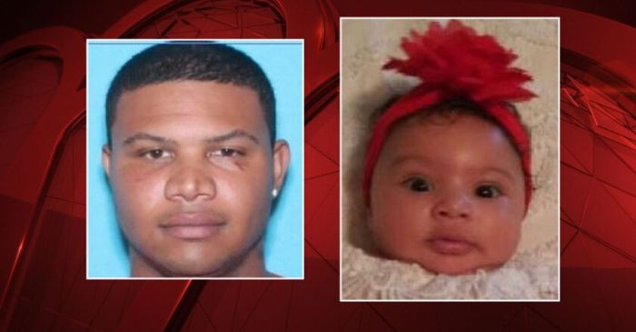 3-Month Old Missing Baby Found Dead in Vehicle Submerged in River