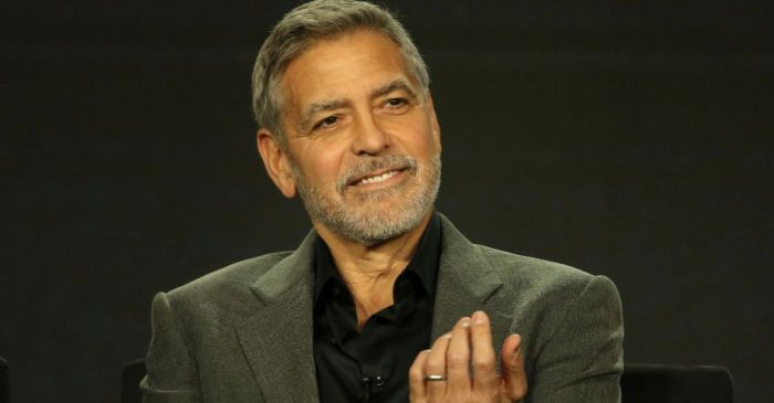 George Clooney Calls Racism 'America's Greatest Pandemic'