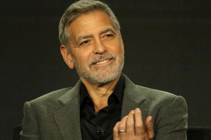 George Clooney Calls Racism 'America's Greatest Pandemic'