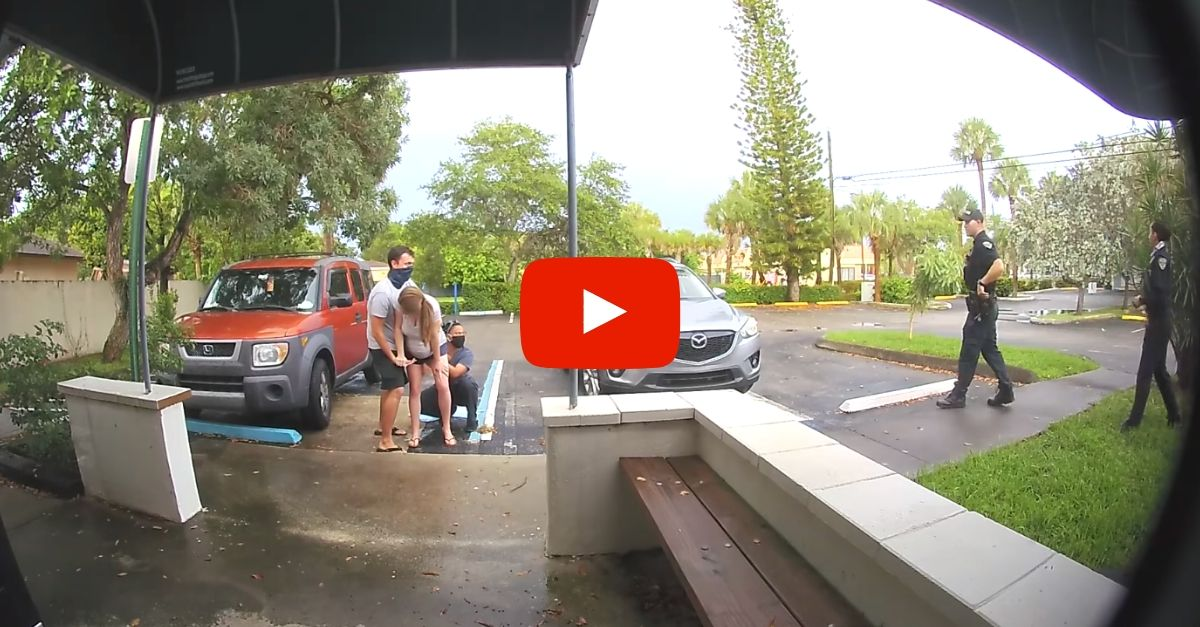 Doorbell Video Captures Woman Giving Birth in Parking Lot Outside Clinic