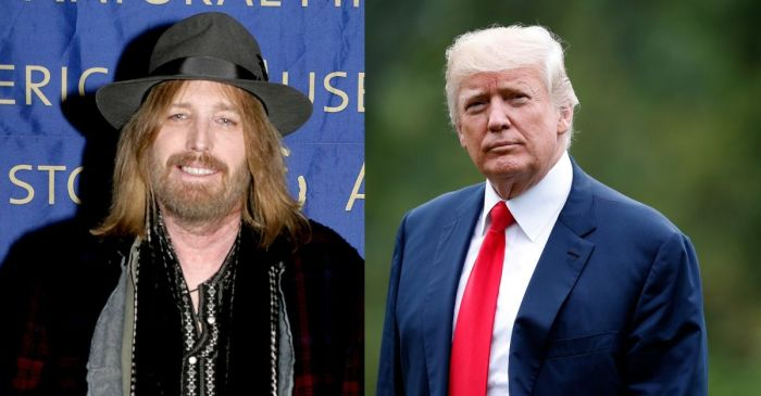 "Tom Petty's Family Files Cease and Desist After Trump Plays ""I Won't Back Down"" at Tulsa Rally"